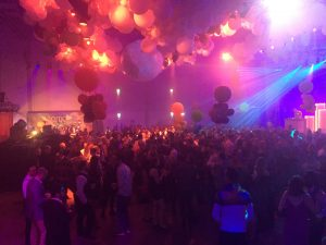 Weston Events host large Corporate Parties